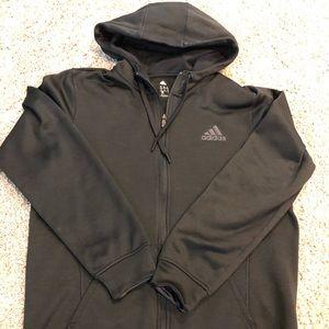 Adidas Climawarm Zipper Jacket with Hood